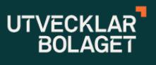 UtvecklarbolagetBackend StockholmAB